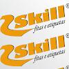 Skill fitas e etiquetas