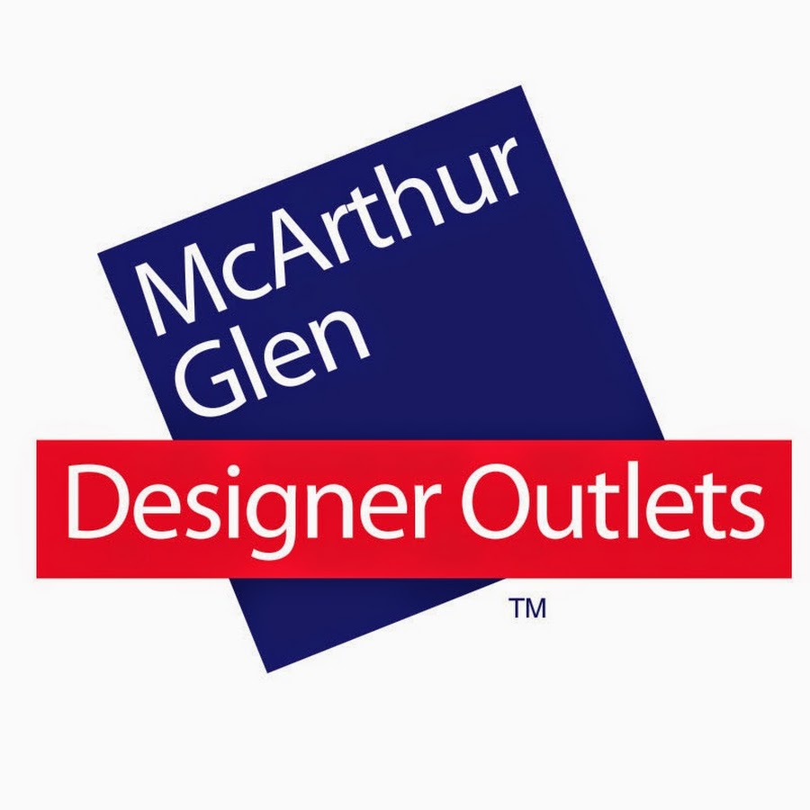 Mcarthurglen designer outlets youtube for Designer wohnaccessoires outlet