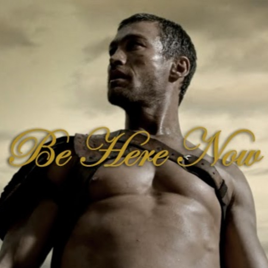 Be Here Now The Andy Whitfield Story - YouTube