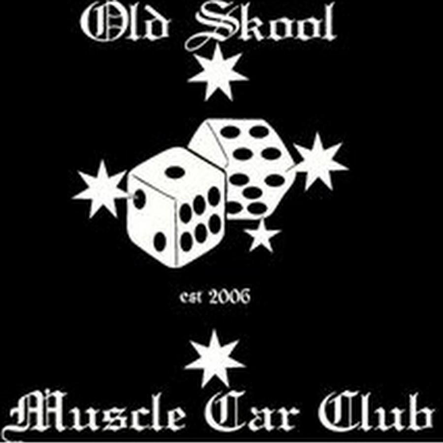 Old Skool Muscle Car Club Inc - YouTube