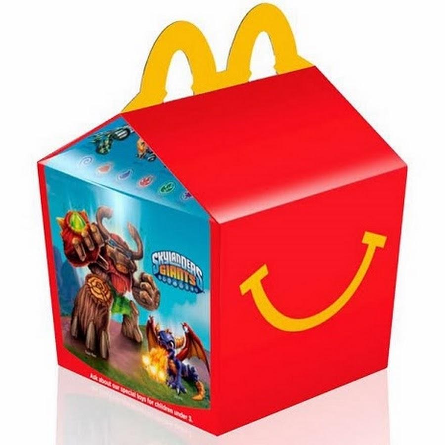 Spongebob Fast Food Toys