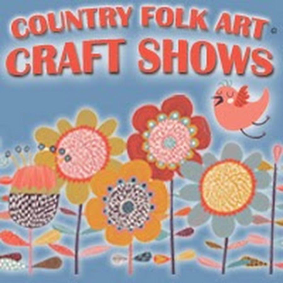 Country folk art craft shows youtube for Art craft shows
