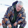 Игорь Курзанцев на рыбалке