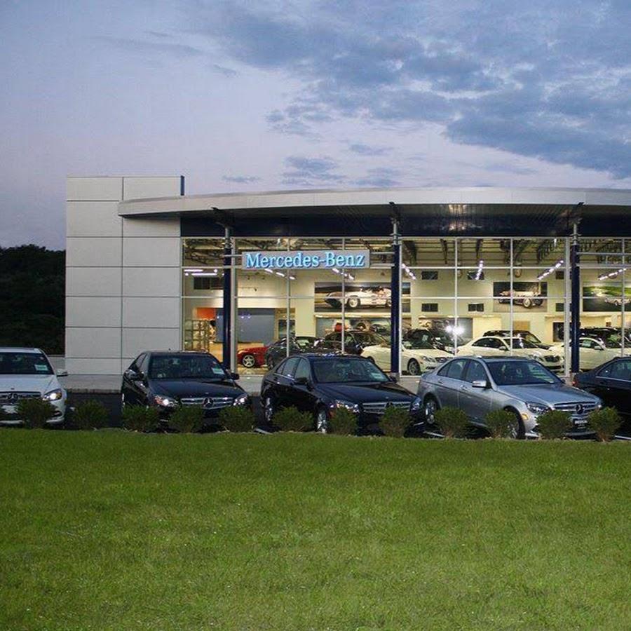 Intercar inc youtube for Mercedes benz newton nj