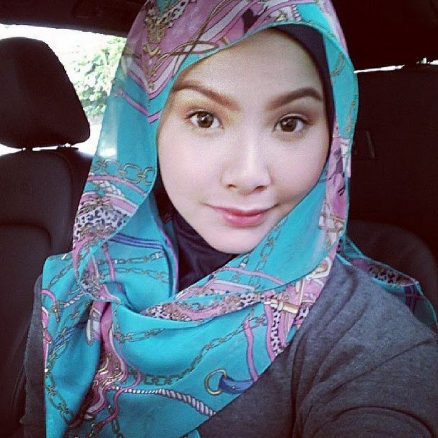 Cara Pakai Shawl Simple Ala Diana Amir 2014 Youtube ...