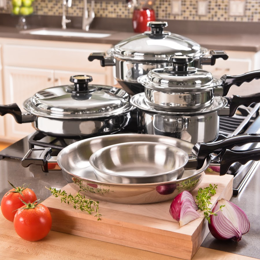 Kitchen Craft Cookware - YouTube