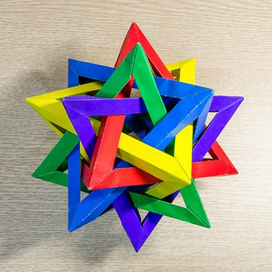 Fun to origami youtube - Origami origami origami ...