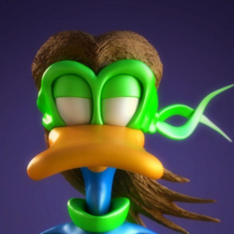 youtubeur T-Duck