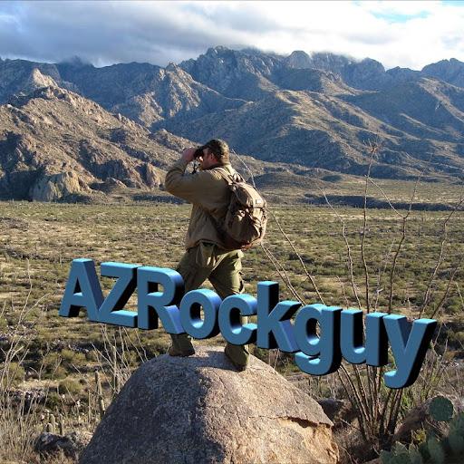 Hiker in Arizona - AZRockguy