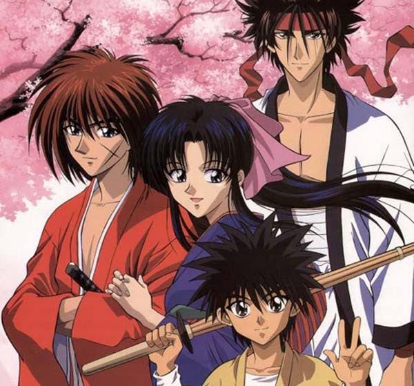 Xem Anime Rurouni Kenshin -Lãng Khách Kenshin - Lang Khach Kenshin VietSub