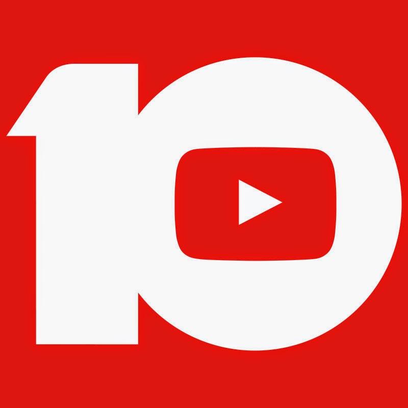Celebrating 10 Years of YouTube