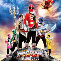 Power Rangers - Super Megaforce