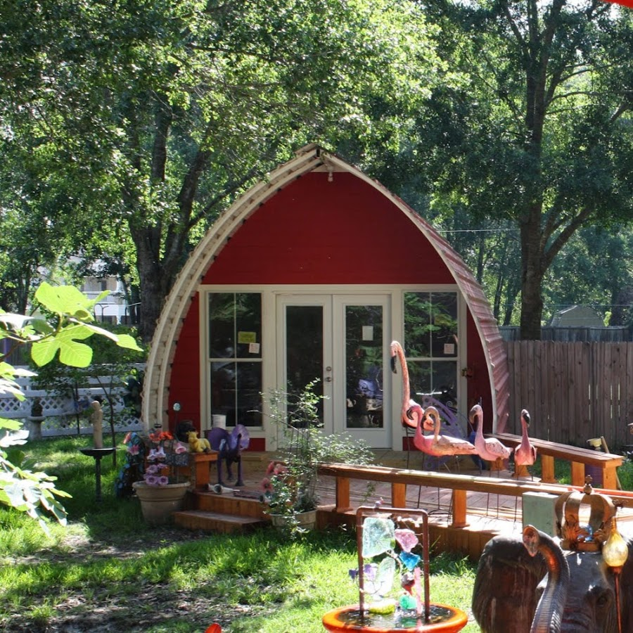 Arched Cabins Youtube