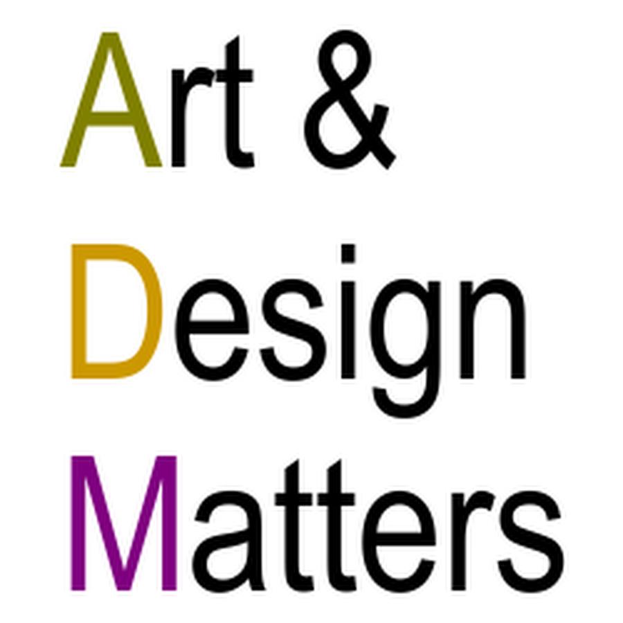 Art design matters youtube for Decor matters