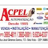 OSASCO ACPEL AUTOMATIZAÇÃO e CONTROLES REMOTOS de PORTÕES