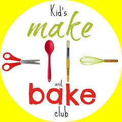 Kids Make and Bake Club