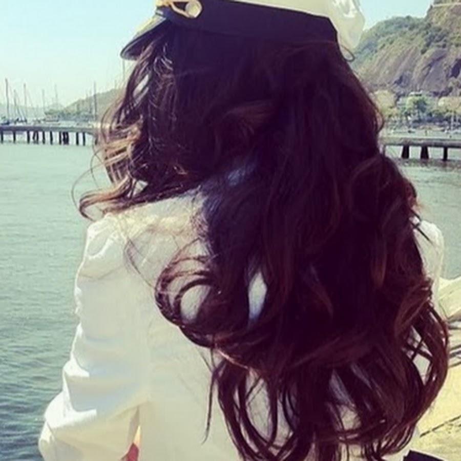 Фото девушек брюнеток со спины на аву 15 фотография