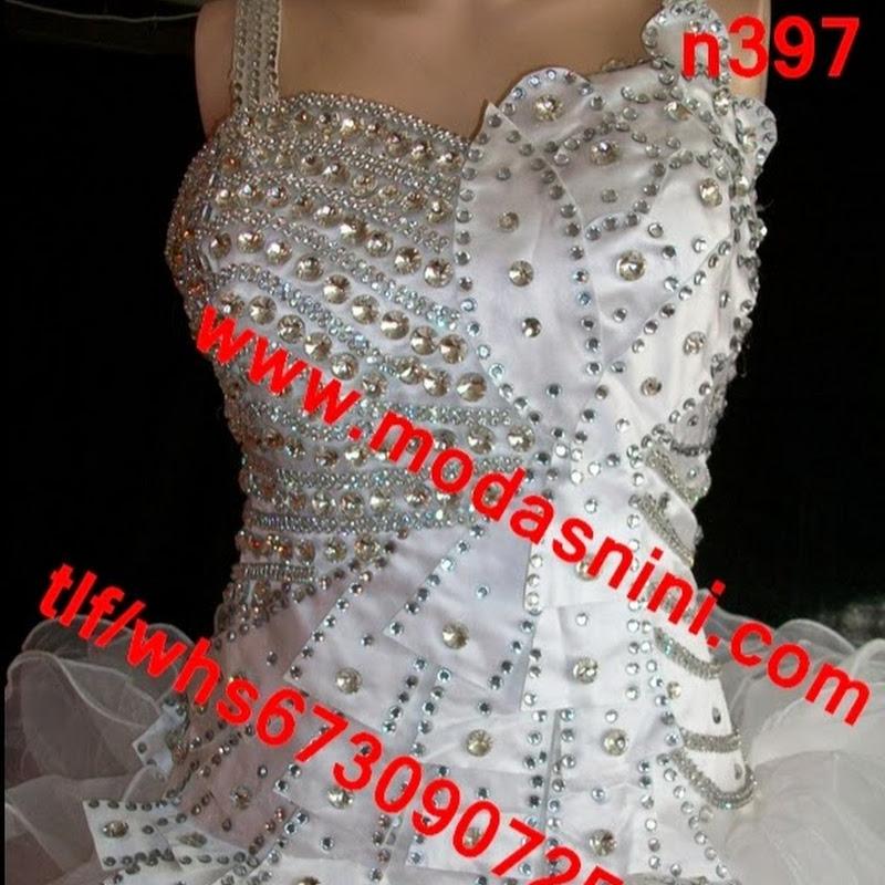 Modas nini vestidos de fiesta
