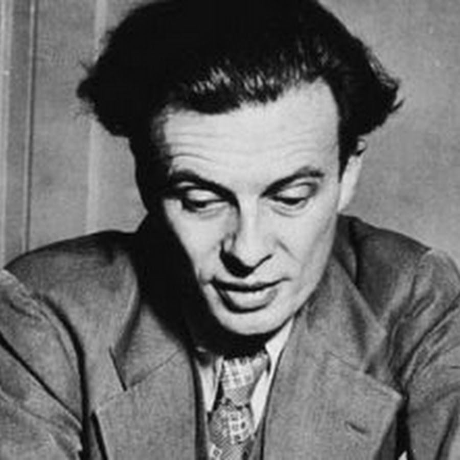 aldous huxley 1675 quotes from aldous huxley: 'facts do not cease to exist because they are ignored', 'words can be like x-rays if you use them properly -- they'll go through anything.