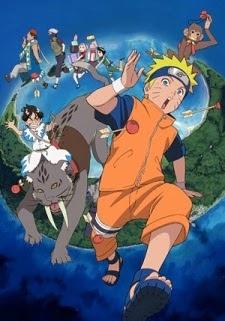 Xem Anime Naruto Những Lính gác Của Nguyệt Quốc - Naruto Movie 3: Guardians of the Crescent Moon Kingdom VietSub