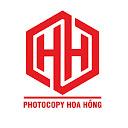 Photocopy Hoa Hồng