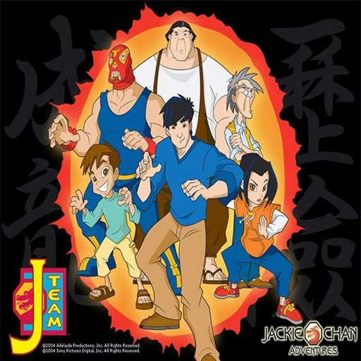 Jackie Chan Adventures video