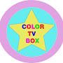color tv box