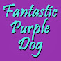 Fantastic Purple Dog