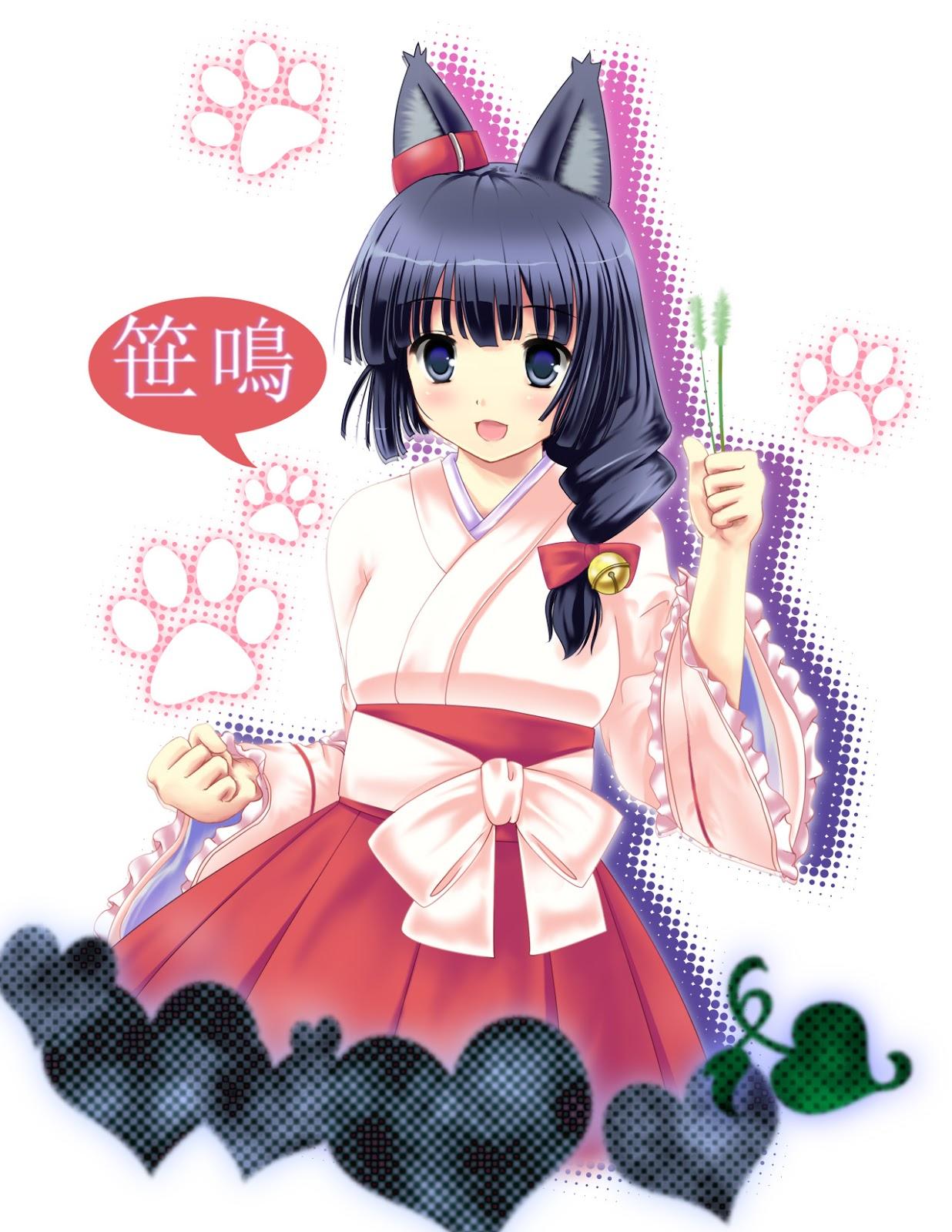 Thần mèo Cute -Nekogami Yaoyorozu