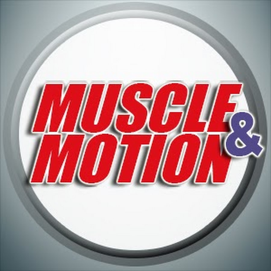 muscle&motion - youtube, Muscles