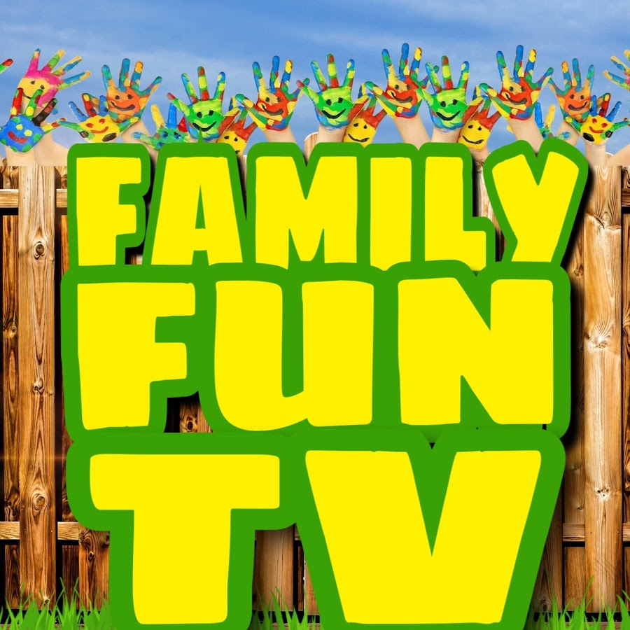 Funny families on tv