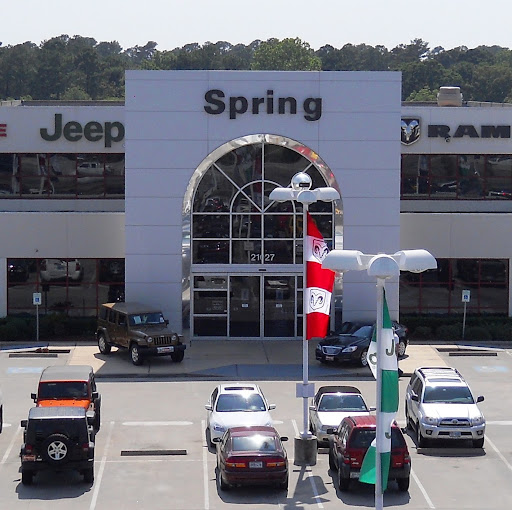 Spring Chrysler Jeep Dodge