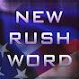 youtube(ютуб) канал New Rush Word