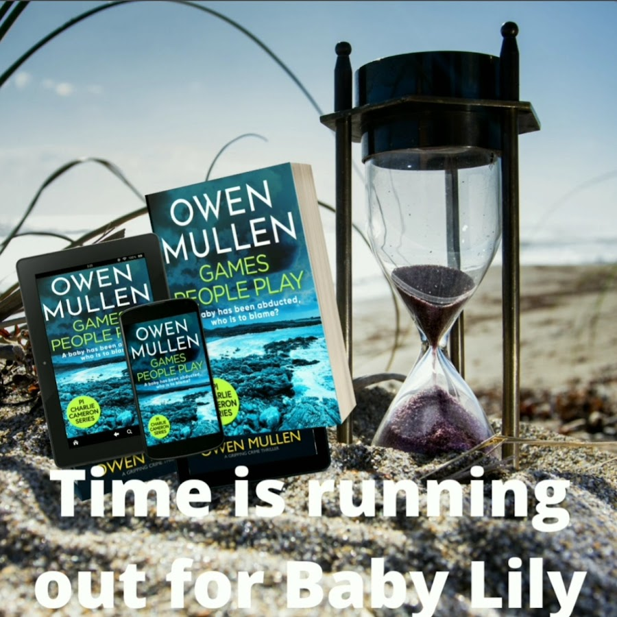 Image result for owen mullen author