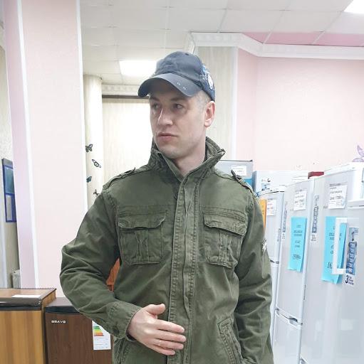 Михаил Шаповал