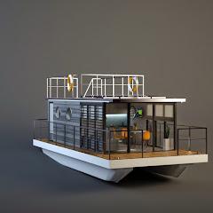 La Mare Houseboats