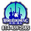 World Of Music Erie