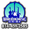 World Of Music Erie