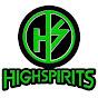 HIGH SPIRITS の動画、YouTube動画。