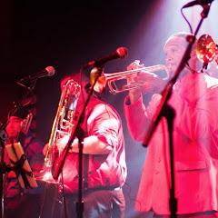 Boss Street Brass Band