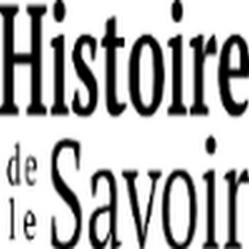 youtubeur Histoire de l'Savoir