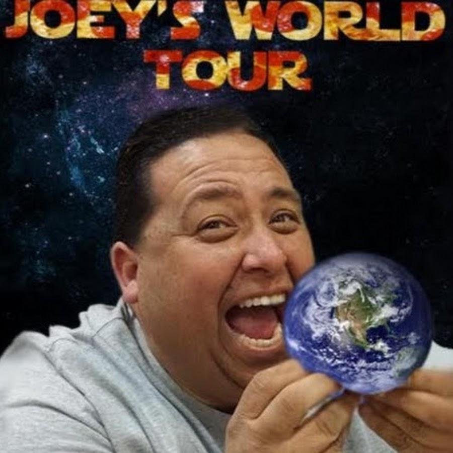 Joeys World Tour Logo