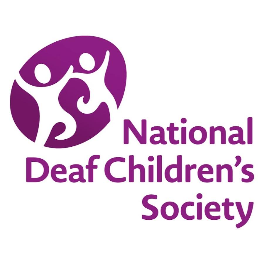 Image result for national deaf children's society logo