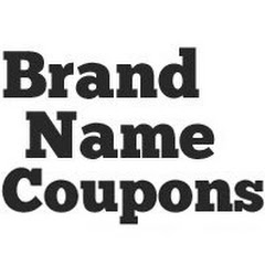 Brand Name Coupons