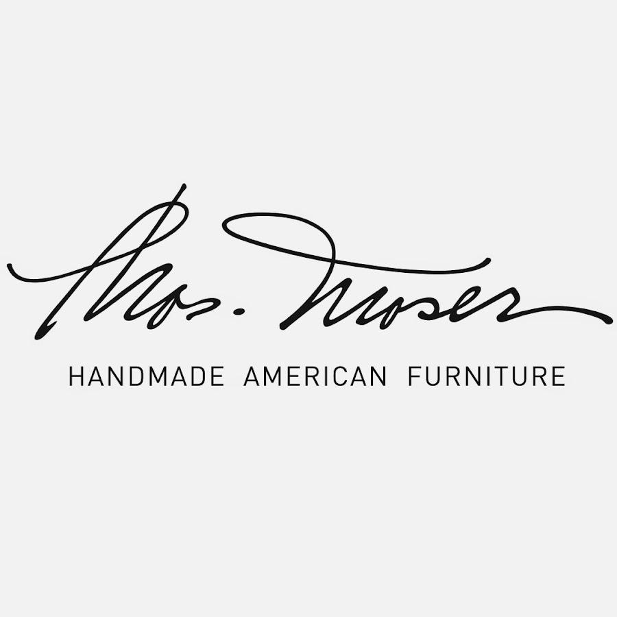 Thos. Moser Handmade American Furniture - YouTube