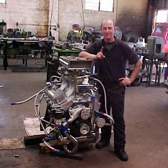 Aussie Heads and Race Engines