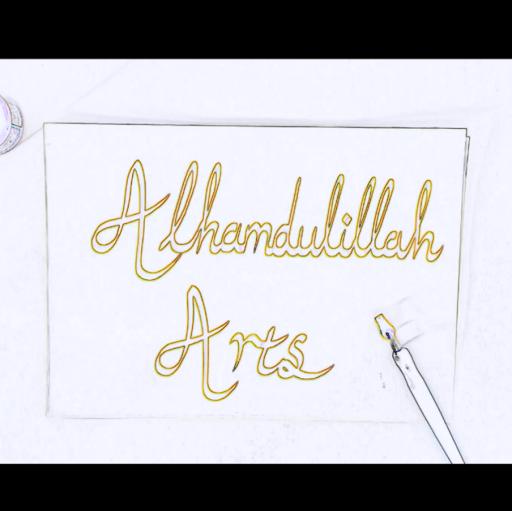 Alhamdulillah Arts - YouTube Gaming