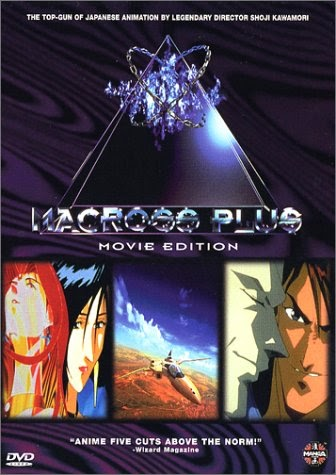 Macross Plus Movie Edition - VietSub