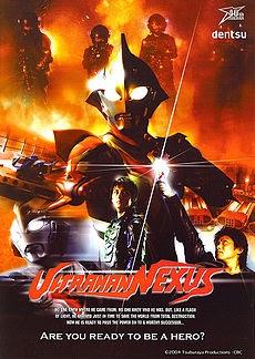 Xem Anime Ultraman Nexus - Siêu Nhân Ultraman Nexus VietSub