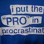Master Procrastinator